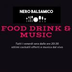 Venerdì Sera al Nero Balsamico