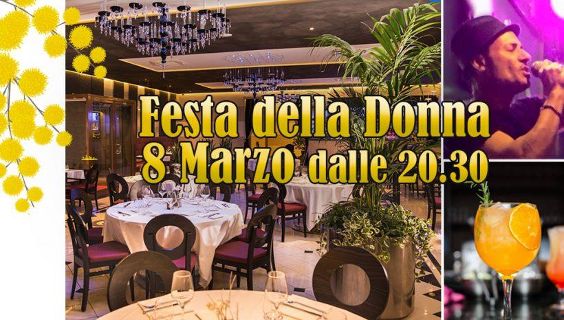 Venerdì 8 Marzo – Cena in occasione della Festa della Donna