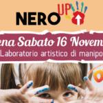 Sabato 16 Novembre: Cena con Animazione Bambini nella Sala riservata NeroUp