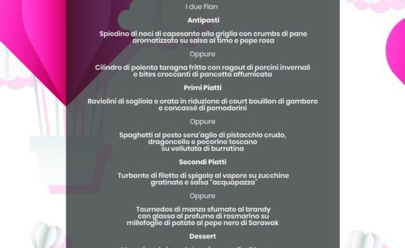 San valentino con Nero Balsamico