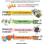 Calendario Serate Nero Up di Marzo