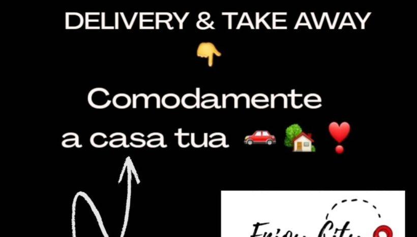 Operativi con il Food Delivery & Take Away
